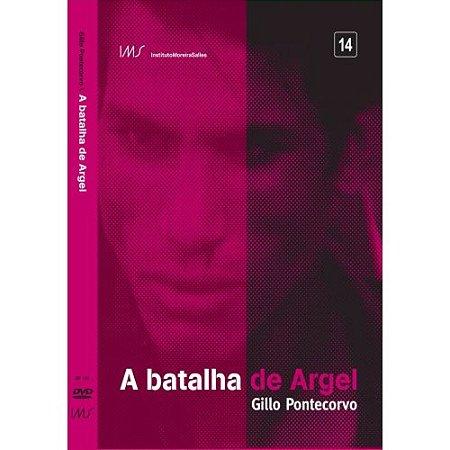 DVD A BATALHA DE ARGEL - Bretz Filmes