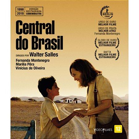 BLU RAY CENTRAL DO BRASIL - Bretz filmes