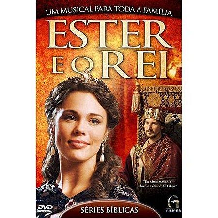 DVD ESTER E O REI
