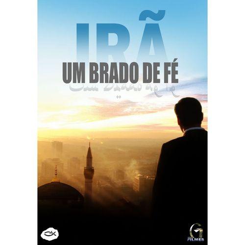 DVD IRA UM BRADO DE FE