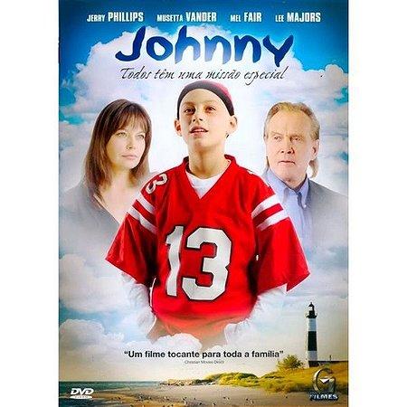 DVD JOHNNY TODOS TEM UMA MISSAO ESPECIAL