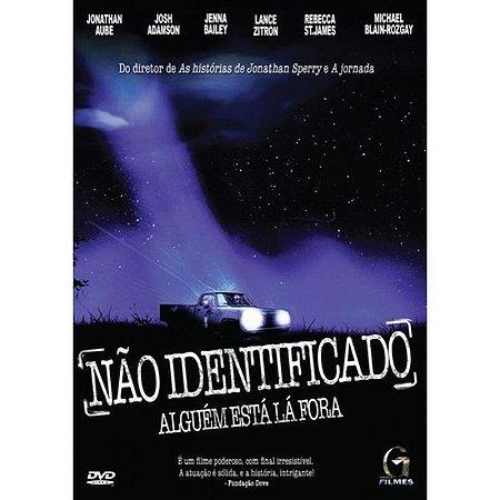 DVD NAO IDENTIFICADO GF