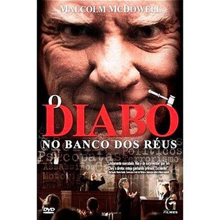 DVD O DIABO NO BANCO DOS REUS