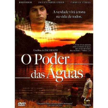 DVD O PODER DAS AGUAS