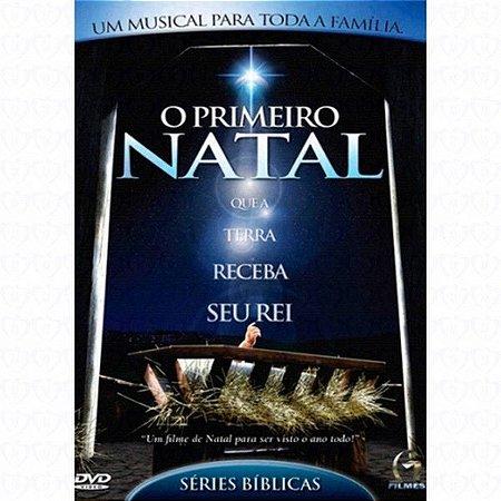DVD O PRIMEIRO NATAL