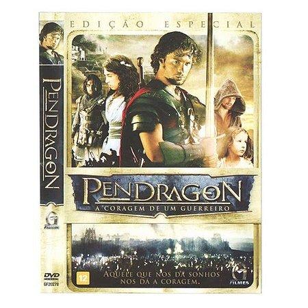 DVD PENDRAGON A CORAGEM DE UM GUERREIRO