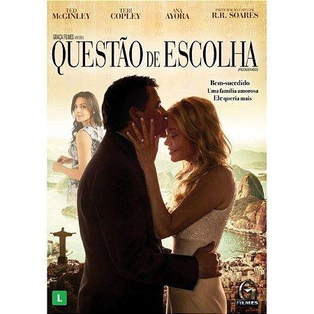 DVD QUESTAO DE ESCOLHA