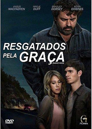 DVD RESGATADOS PELA GRACA