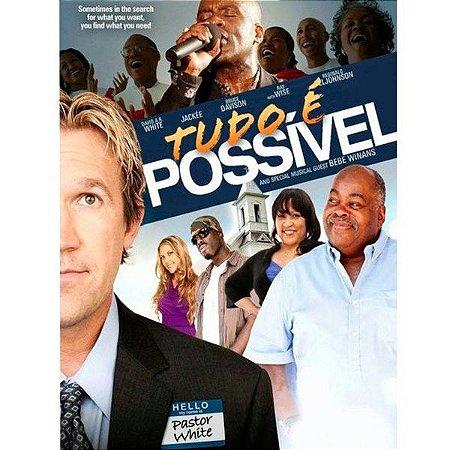 DVD TUDO E POSSIVEL