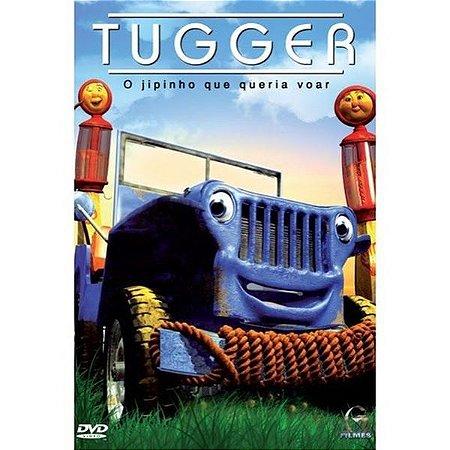 DVD TUGGER O JIPINHO QUE QUERIA VOAR