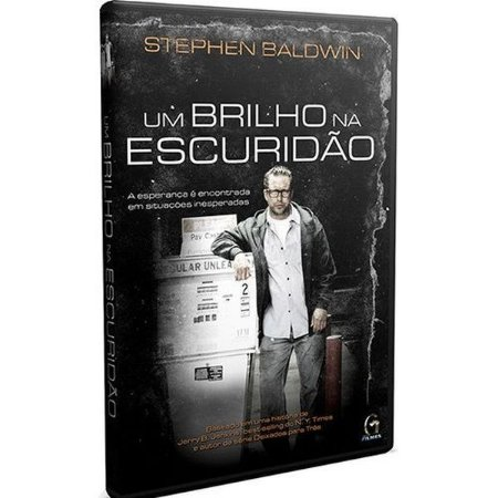 DVD UM BRILHO NA ESCURIDAO