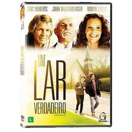 DVD UM LAR VERDADEIRO