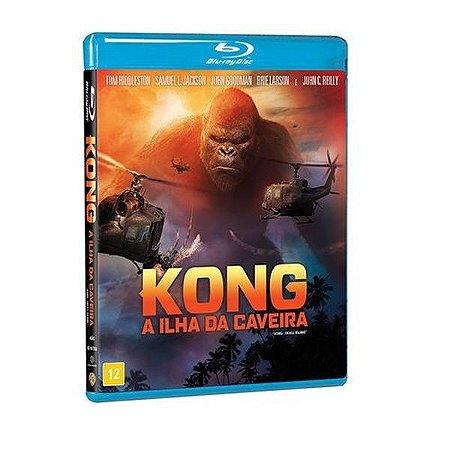 Blu-ray Kong - A Ilha da Caveira