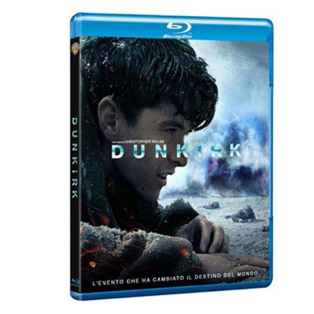 Blu-ray Dunkirk - Christopher Nolan