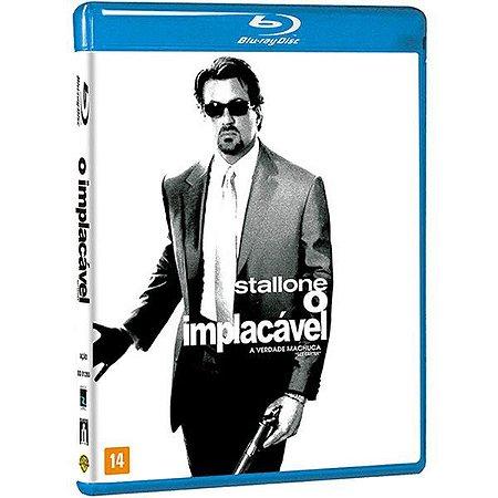 Blu-ray - O Implacável - SYLVESTER STALLONE