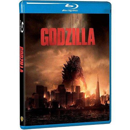 Blu-ray - Godzilla