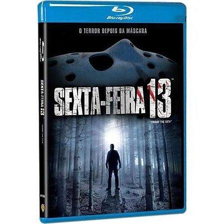 Blu Ray Sexta-Feira 13