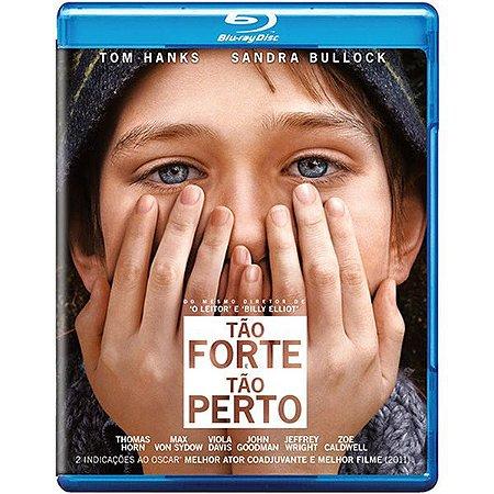 Blu-Ray - Tão Forte E Tão Perto