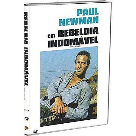 DVD Rebeldia Indomável - PAUL NEWMAN