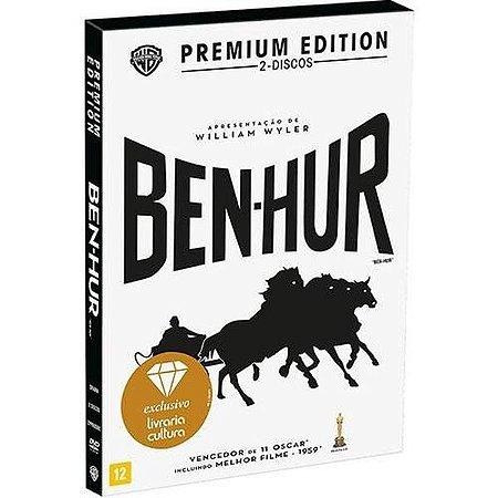DVD Duplo - Ben-Hur: Edição Premium