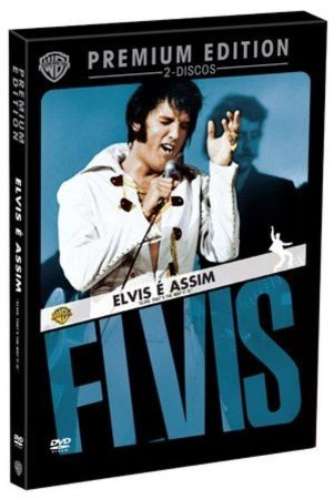 Dvd - Elvis É Assim - Premium Edition (2 Discos)