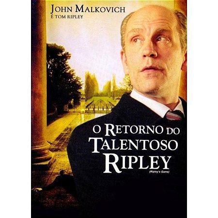 DVD O Retorno do Talentoso Ripley