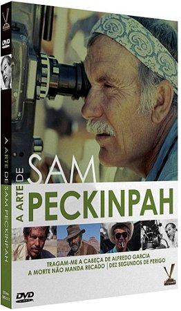 DVD A Arte De Sam Peckinpah (2 DVDs)