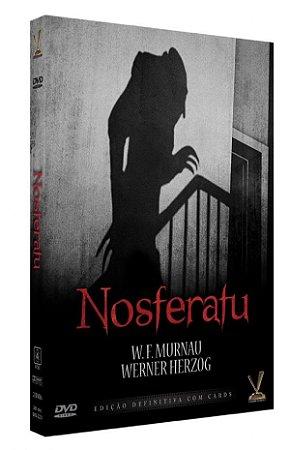 Dvd Nosferatu - Edição Definitiva