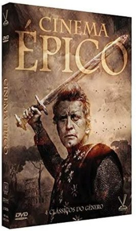 Box Dvd Cinema Épico (2 discos)