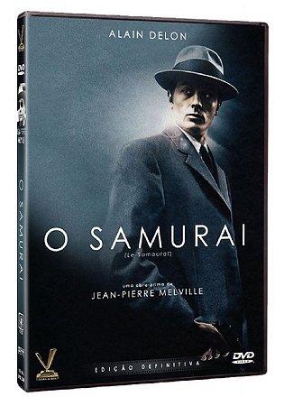 Dvd O Samurai - Edição Definitiva