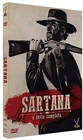DVD Sartana - A Série Completa (3 DVDs)