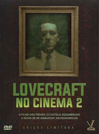 Box Lovecraft No Cinema Volume 2