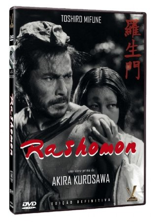DVD Rashomon - Akira Kurosawa