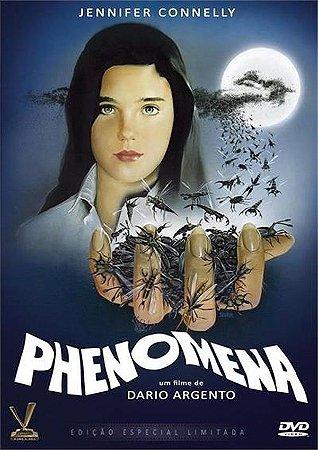 Dvd PHENOMENA - Dario Argento