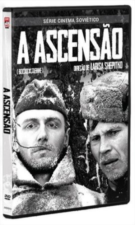 DVD A ascensão - Larisa Shepitko