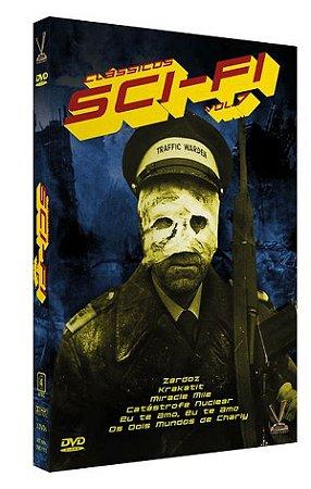 DVD Sci-Fi Vol. 7 - (3 DVDs)