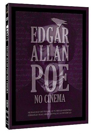 DVD Edgar Allan Poe No Cinema Vol. 1 Ed. Especial (2 DVDs)
