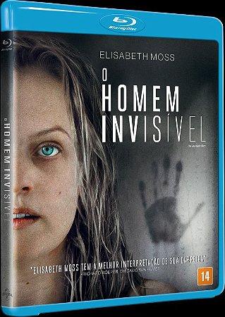 Blu-ray - O Homem Invisível