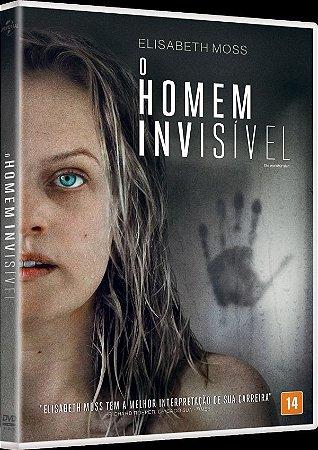 DVD O Homem Invisível