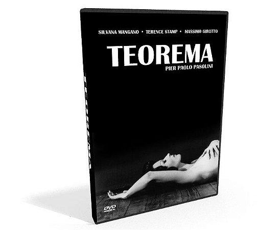 Dvd Teorema - Pier Paolo Pasolini