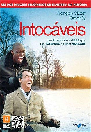 DVD - Intocáveis - Intouchables