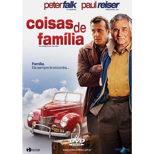 Coisas de Família  DVD