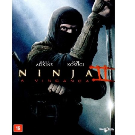 Ninja 2: A Vingança  DVD