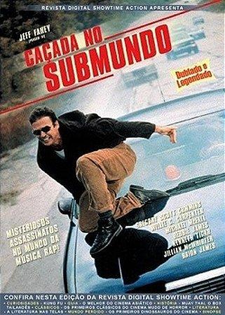 Dvd Caçada No Submundo  1997