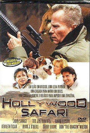 Hollywood Safari   DVD