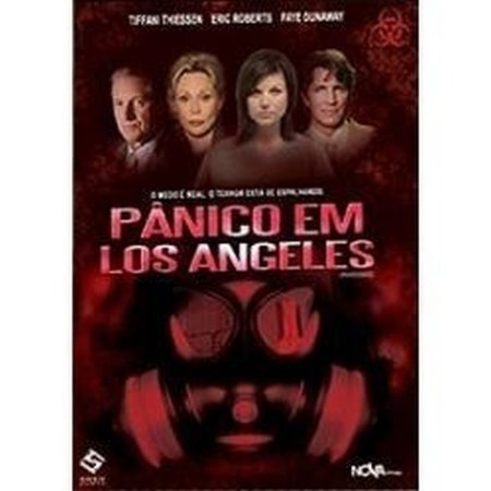 Dvd Panico Em Los Angeles