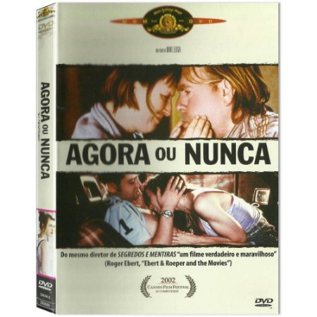 Agora Ou Nunca  DVD