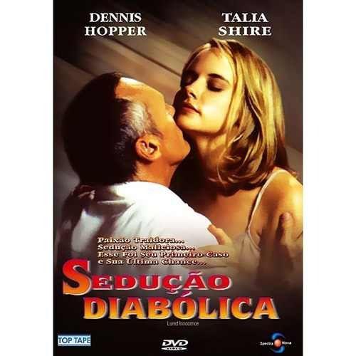Sedução Diabólica  DVD