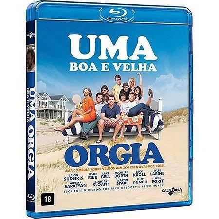 Blu Ray  Uma Boa E Velha Orgia  Jason Sudeikis