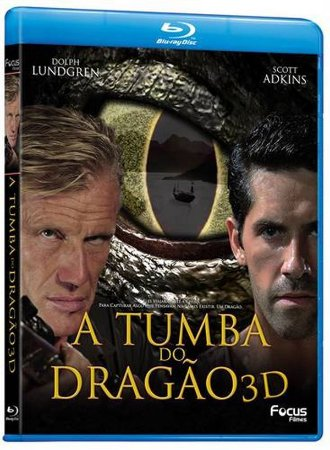 Blu Ray  A Tumba Do Dragão 3D  Dolph Lundgren